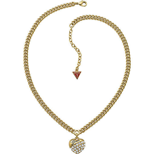 collier femme bijoux Guess UBN71270