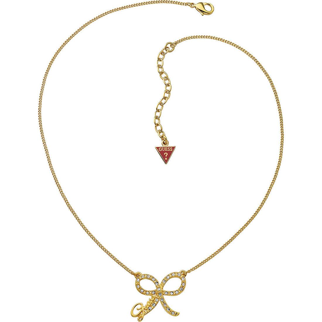 collier femme bijoux Guess UBN71302