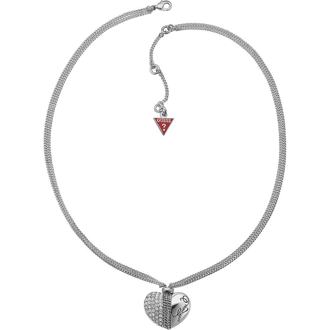 collier femme bijoux Guess UBN71311