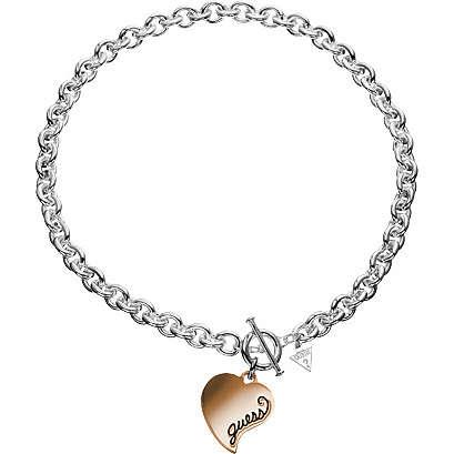 collier femme bijoux Guess UBN80949