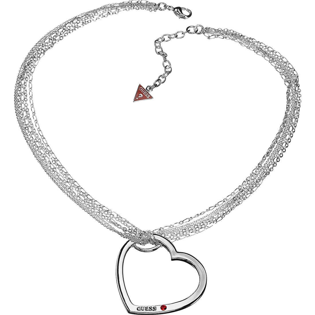 collier femme bijoux Guess UBN81008