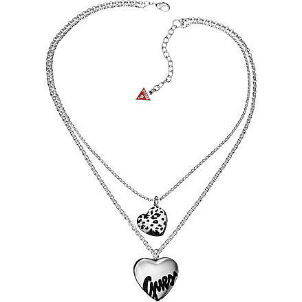 collier femme bijoux Guess UBN81039
