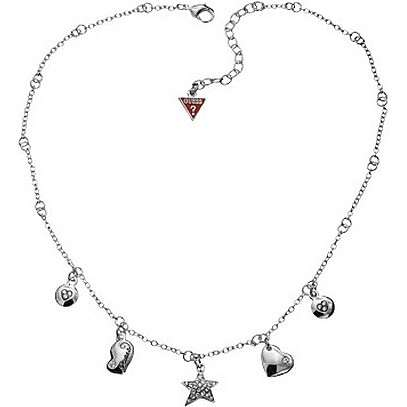 collier femme bijoux Guess UBN81055