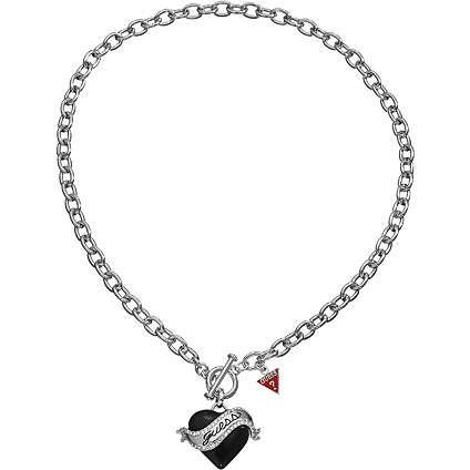 collier femme bijoux Guess UBN81130