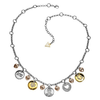 collier femme bijoux Guess UBN81160