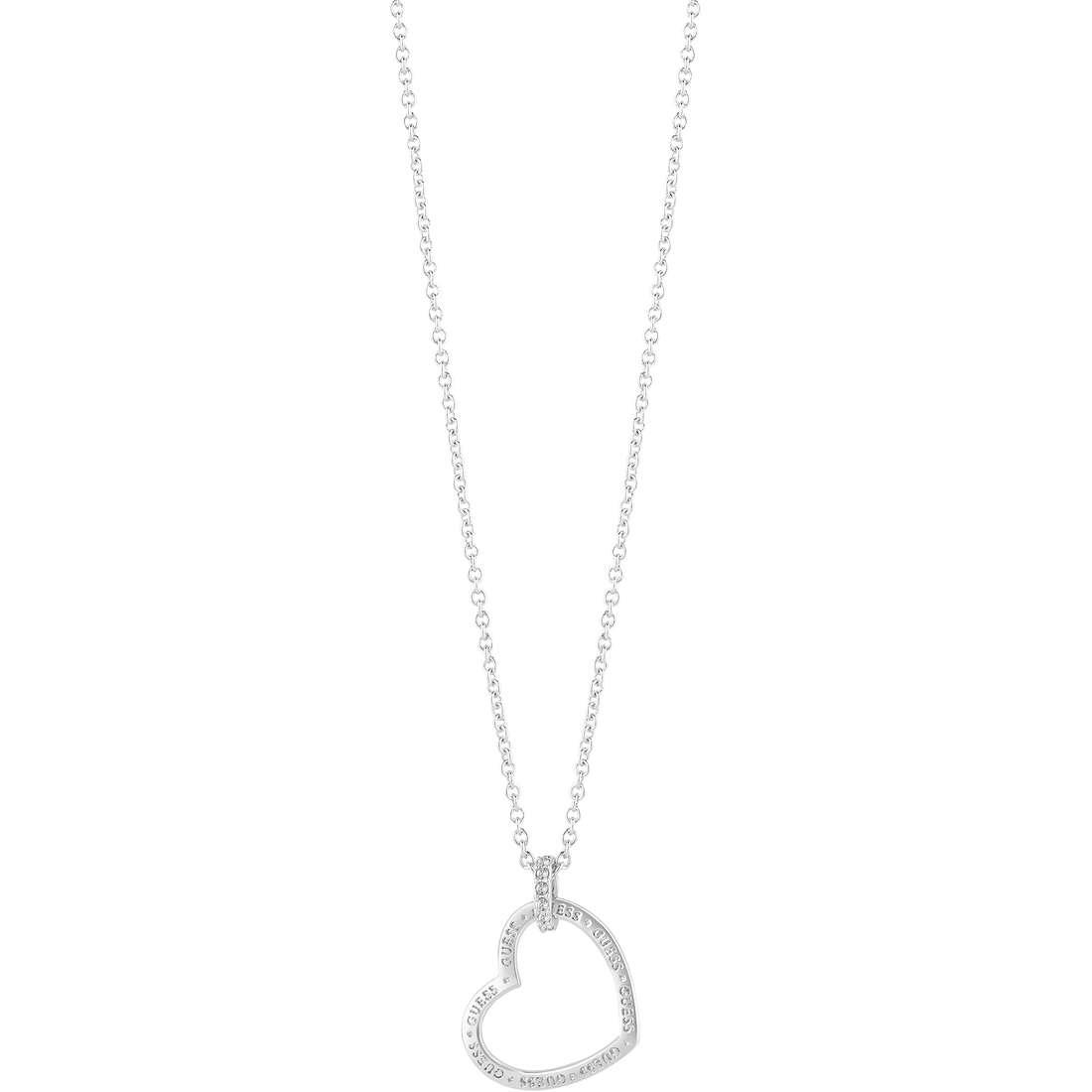 collier femme bijoux Guess UBN82059