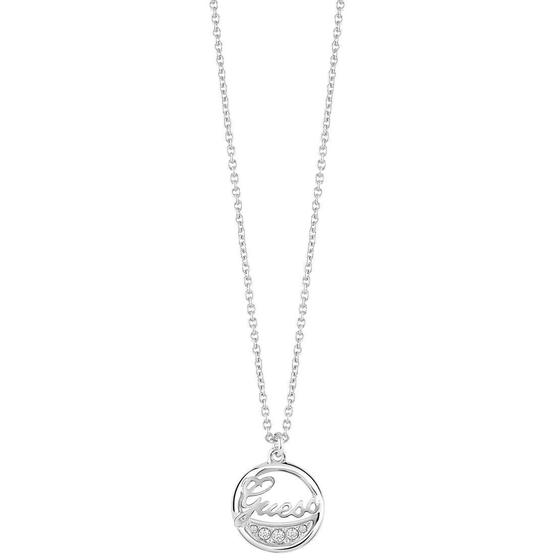 collier femme bijoux Guess UBN82089