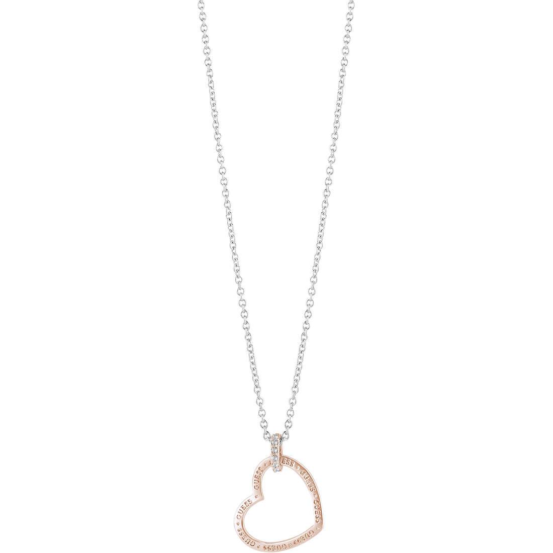 collier femme bijoux Guess UBN82090