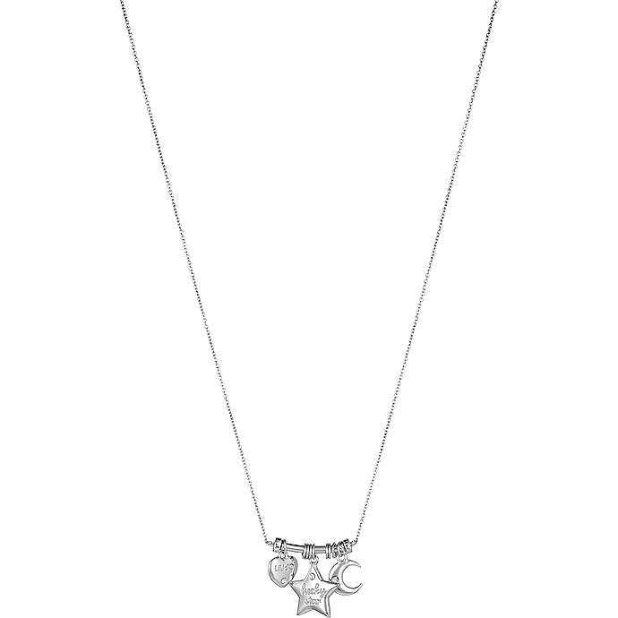 collier femme bijoux Liujo Ag 925 ALJ001
