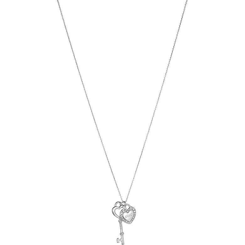 collier femme bijoux Liujo Ag 925 ALJ007