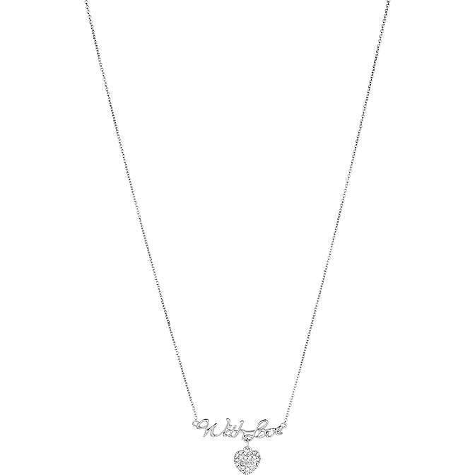collier femme bijoux Liujo Ag 925 ALJ013