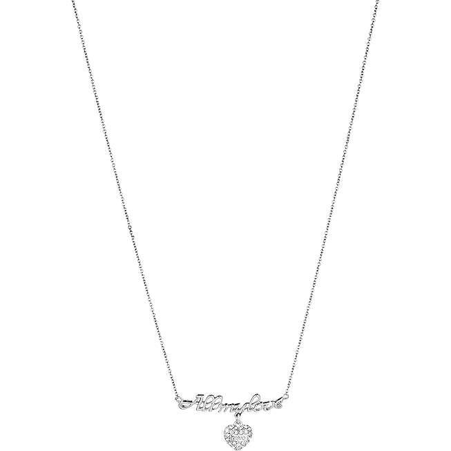 collier femme bijoux Liujo Ag 925 ALJ017