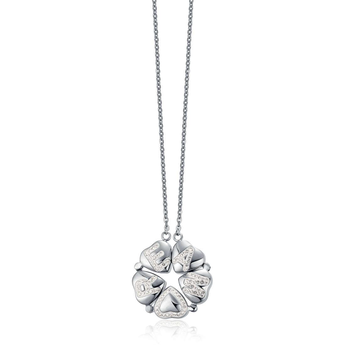 collier femme bijoux Luca Barra Adele LBCK886