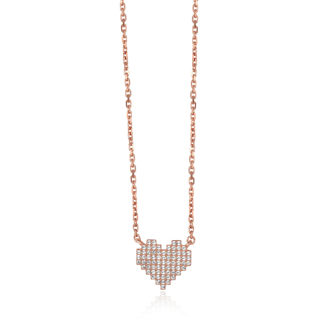 collier femme bijoux Luca Barra Donna LBCK838