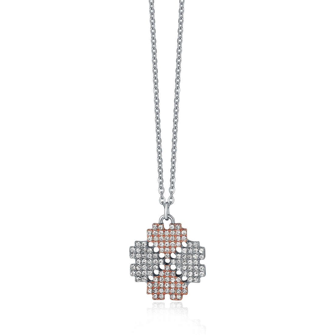 collier femme bijoux Luca Barra Frida LBCK862