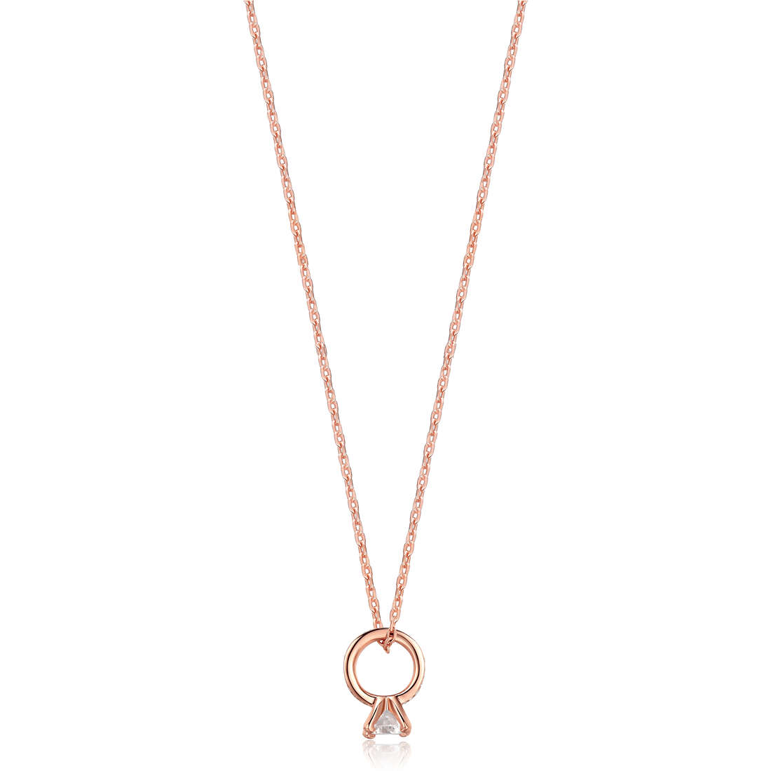 collier femme bijoux Luca Barra Giuly LBCK842