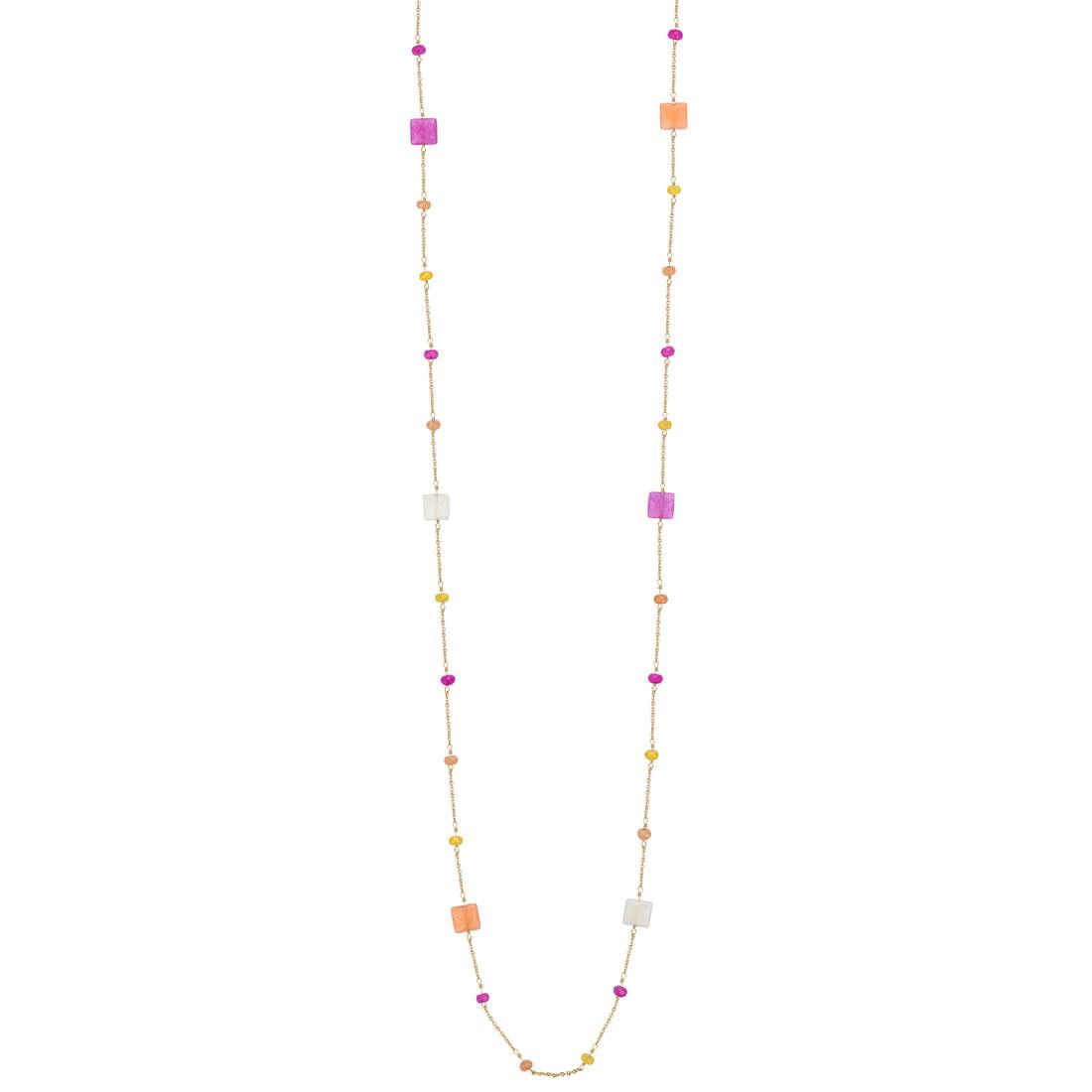 collier femme bijoux Luca Barra LBCK1001