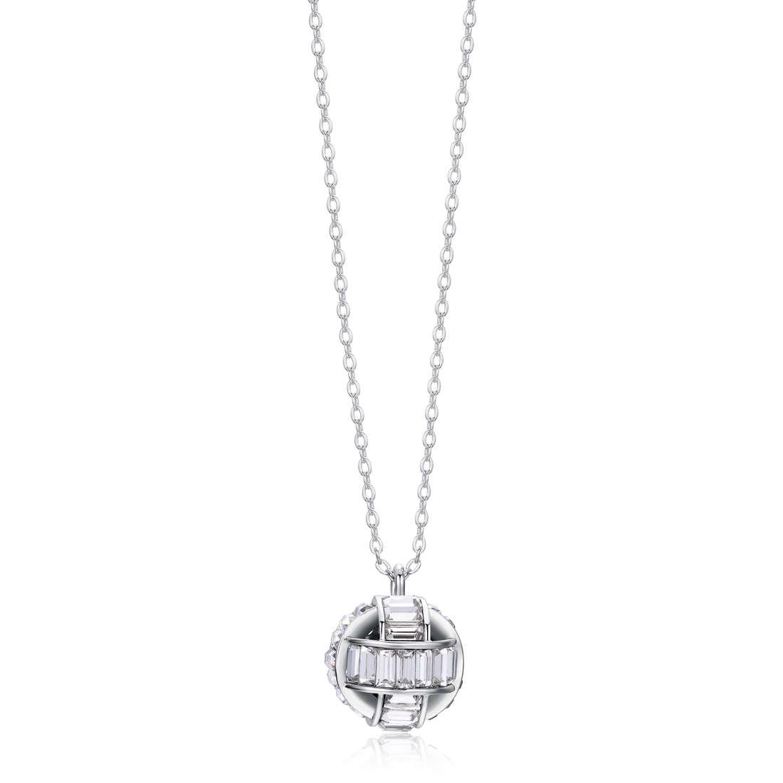 collier femme bijoux Luca Barra LBCK1010
