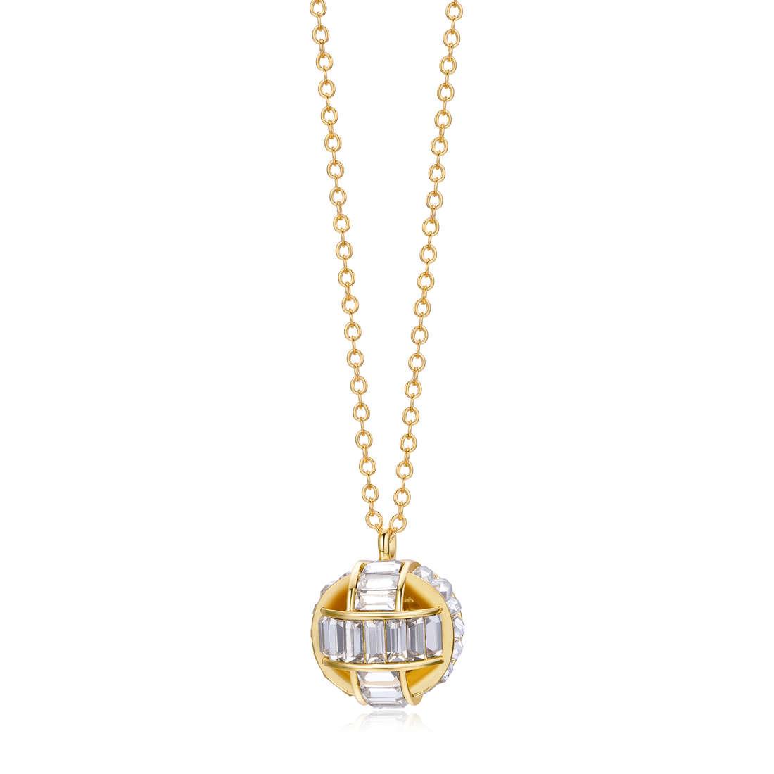 collier femme bijoux Luca Barra LBCK1011