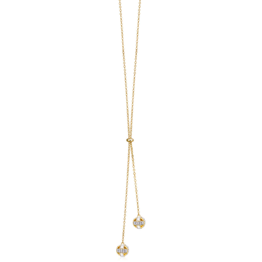 collier femme bijoux Luca Barra LBCK1013