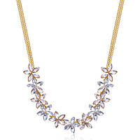 collier femme bijoux Luca Barra LBCK1014