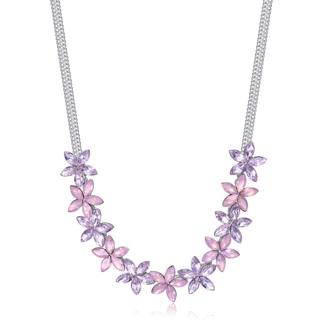 collier femme bijoux Luca Barra LBCK1015