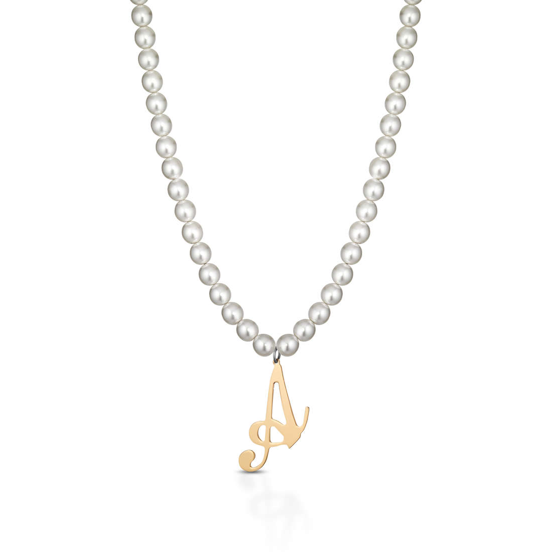 collier femme bijoux Luca Barra LBCK1026