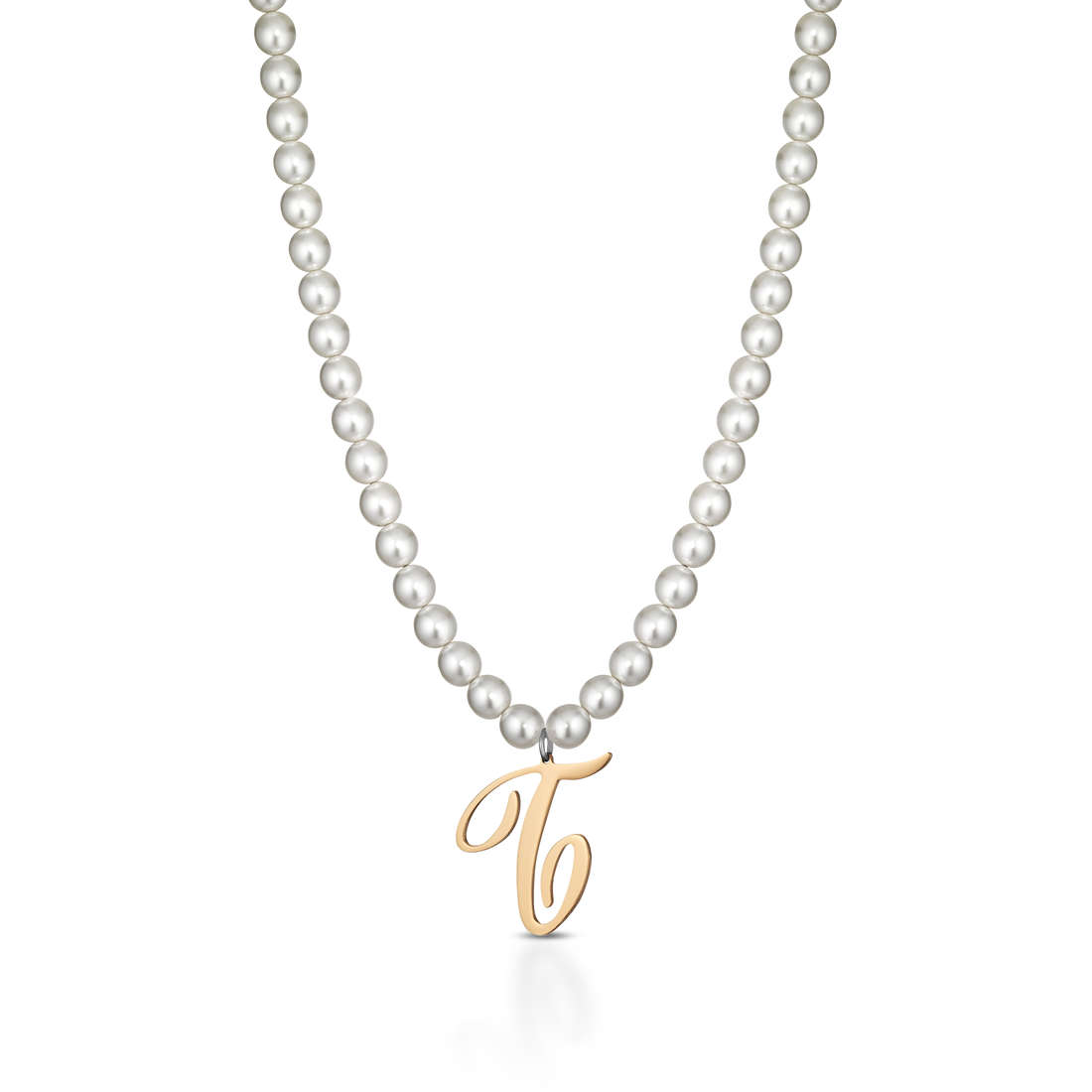 collier femme bijoux Luca Barra LBCK1040
