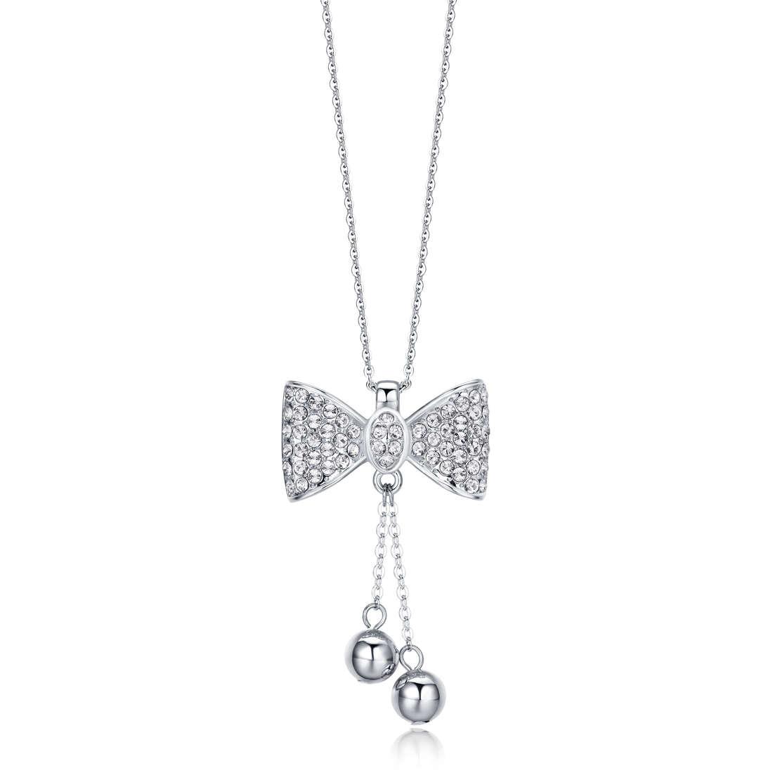 collier femme bijoux Luca Barra LBCK1043
