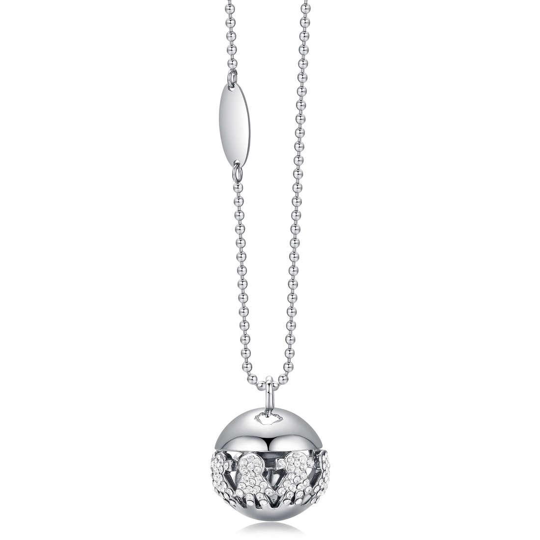 collier femme bijoux Luca Barra LBCK1057