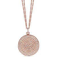 collier femme bijoux Luca Barra LBCK1079
