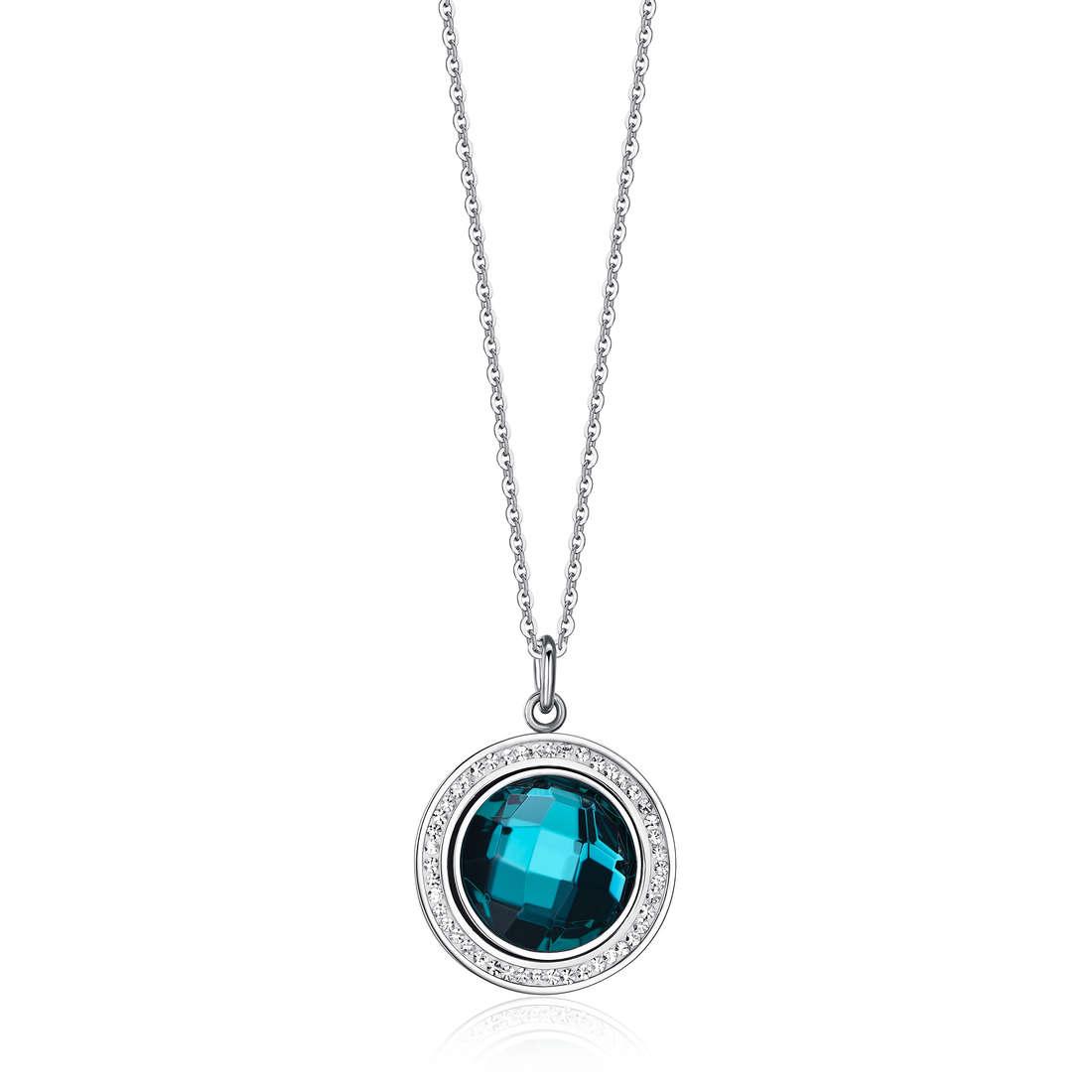 collier femme bijoux Luca Barra LBCK1126