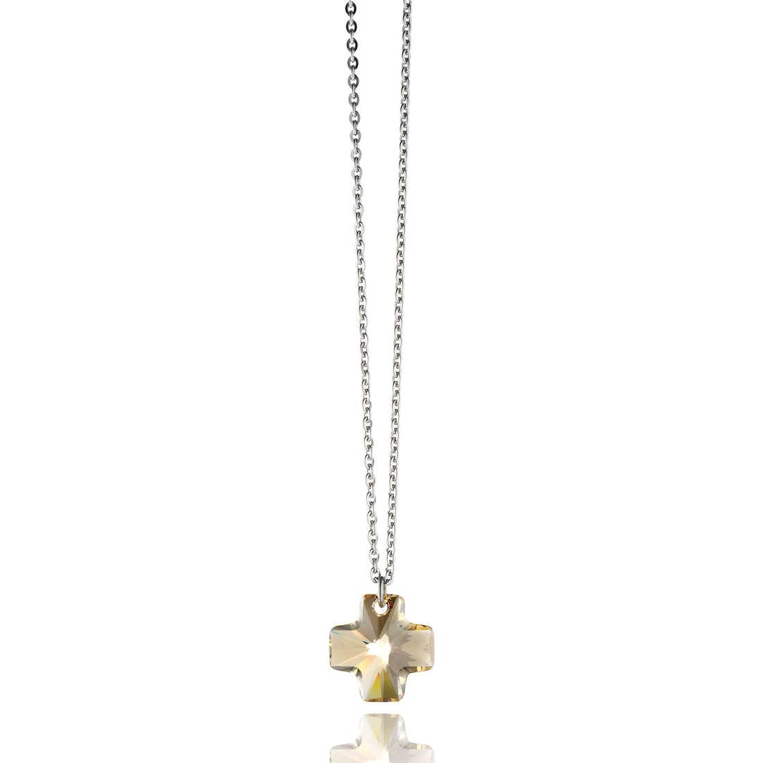 collier femme bijoux Luca Barra LBCK444