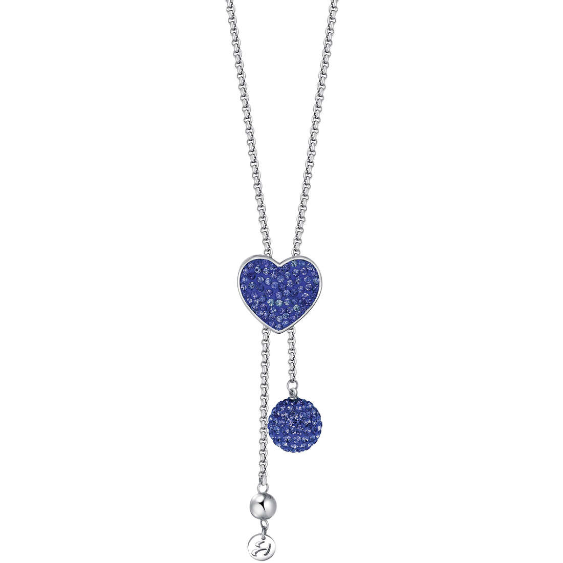 collier femme bijoux Luca Barra LBCK587
