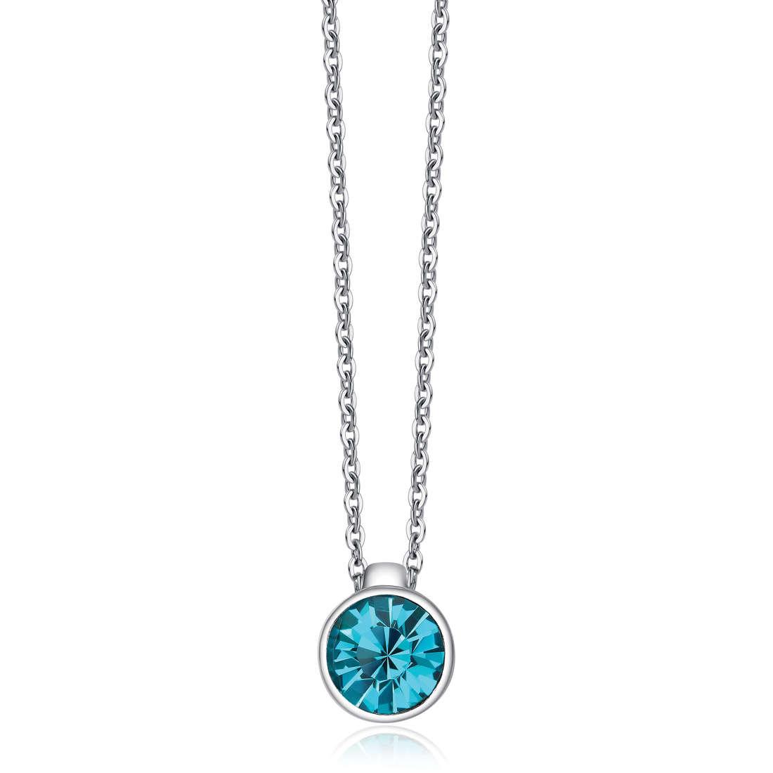 collier femme bijoux Luca Barra LBCK695