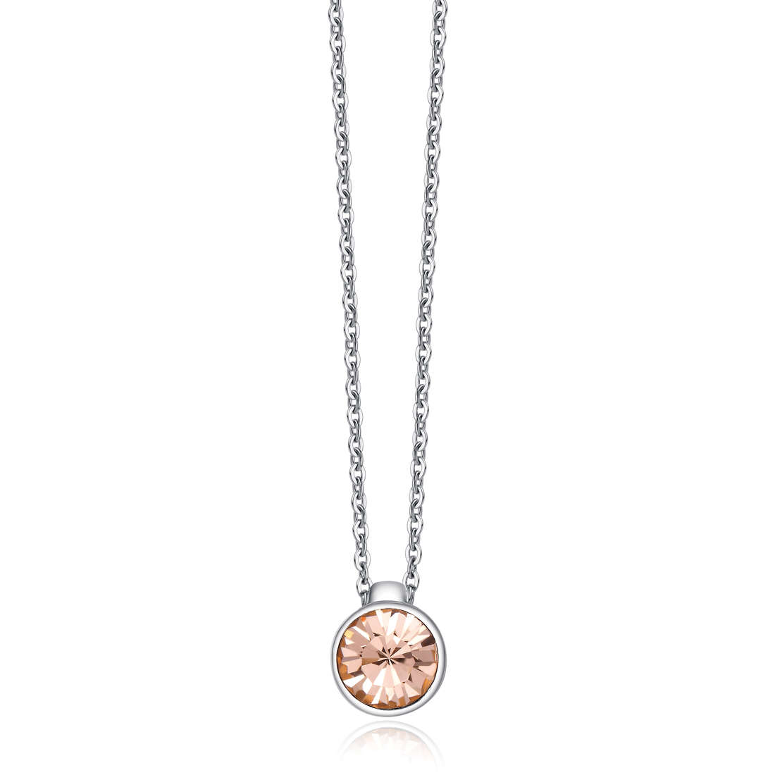 collier femme bijoux Luca Barra LBCK696