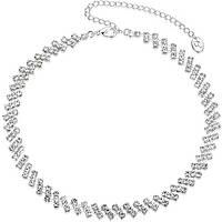collier femme bijoux Luca Barra LBCK726