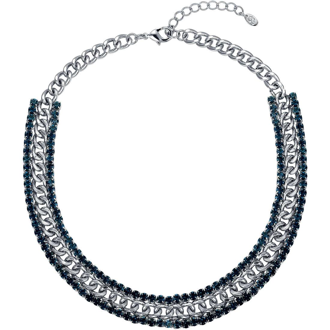 collier femme bijoux Luca Barra LBCK735