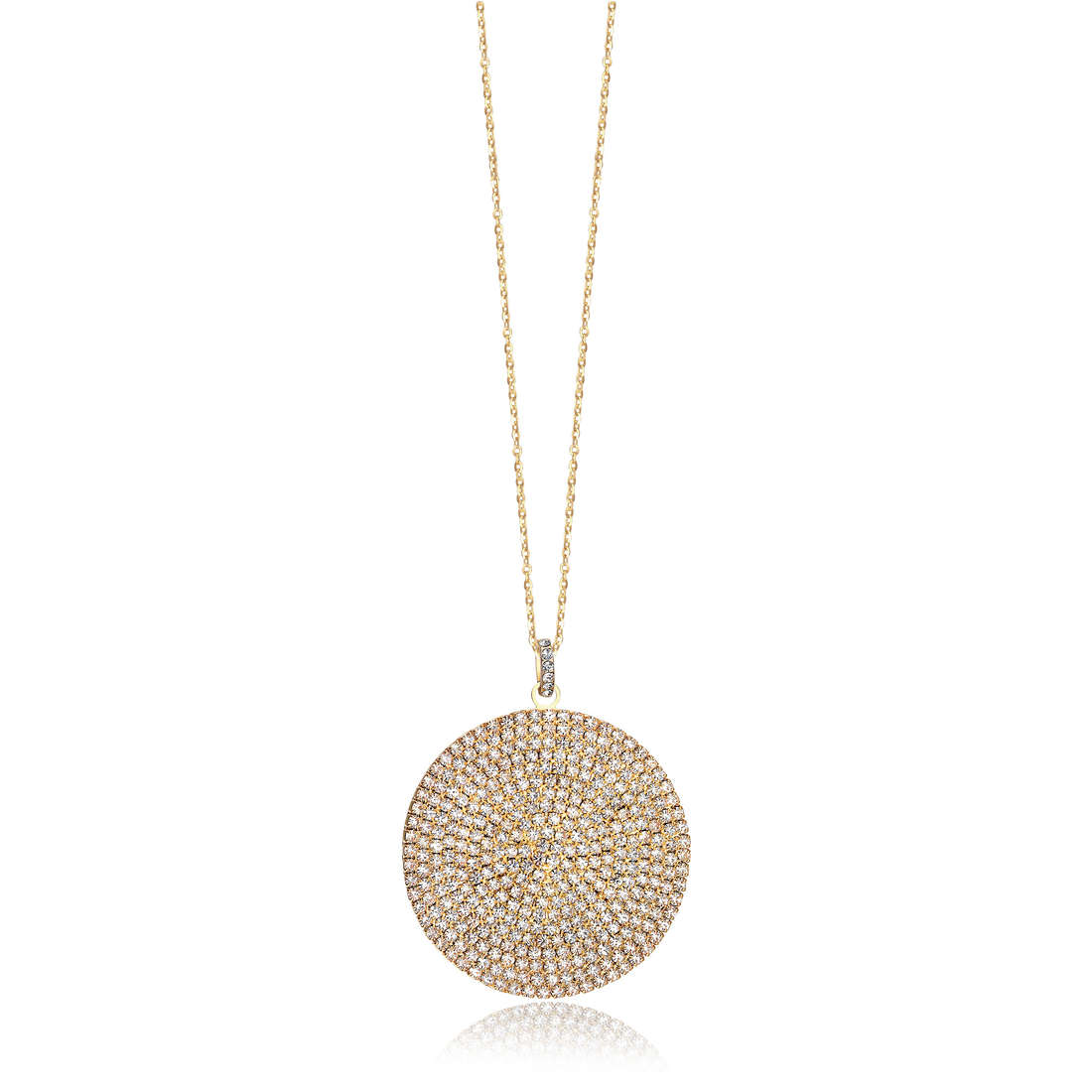 collier femme bijoux Luca Barra LBCK738