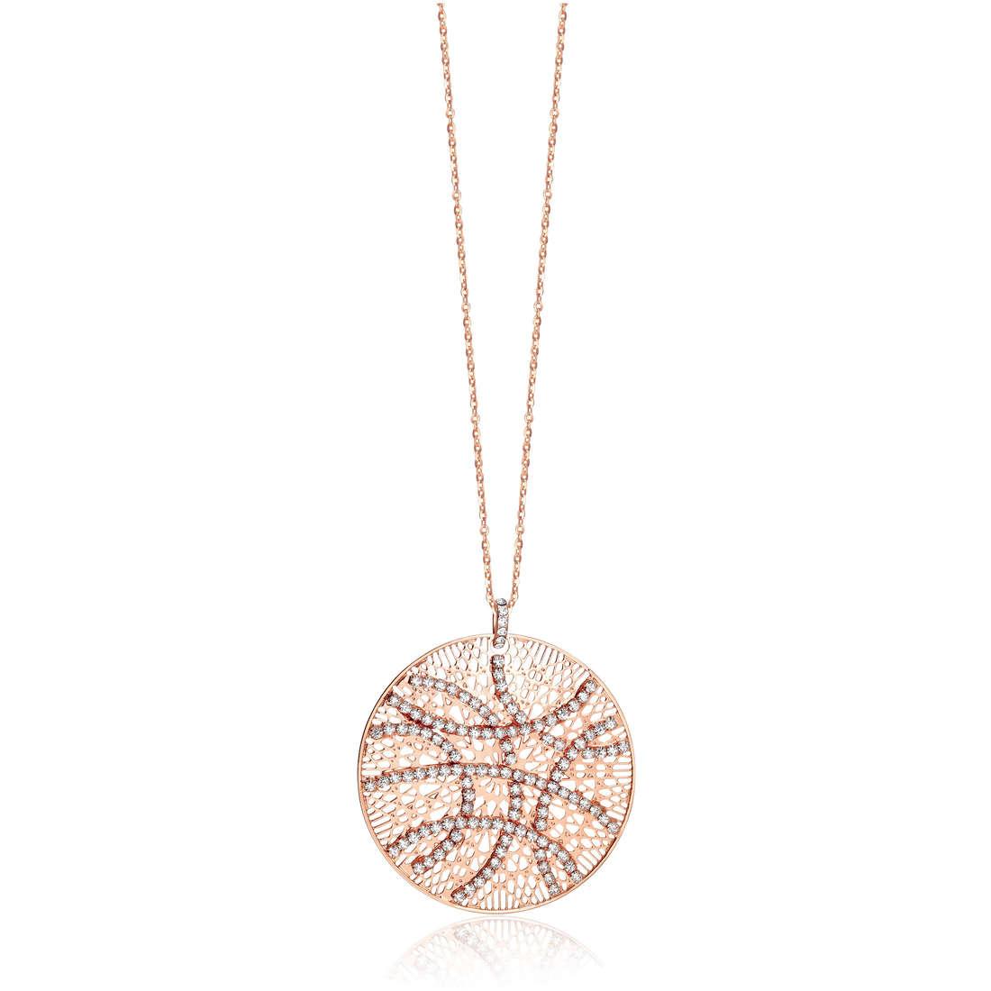 collier femme bijoux Luca Barra LBCK745