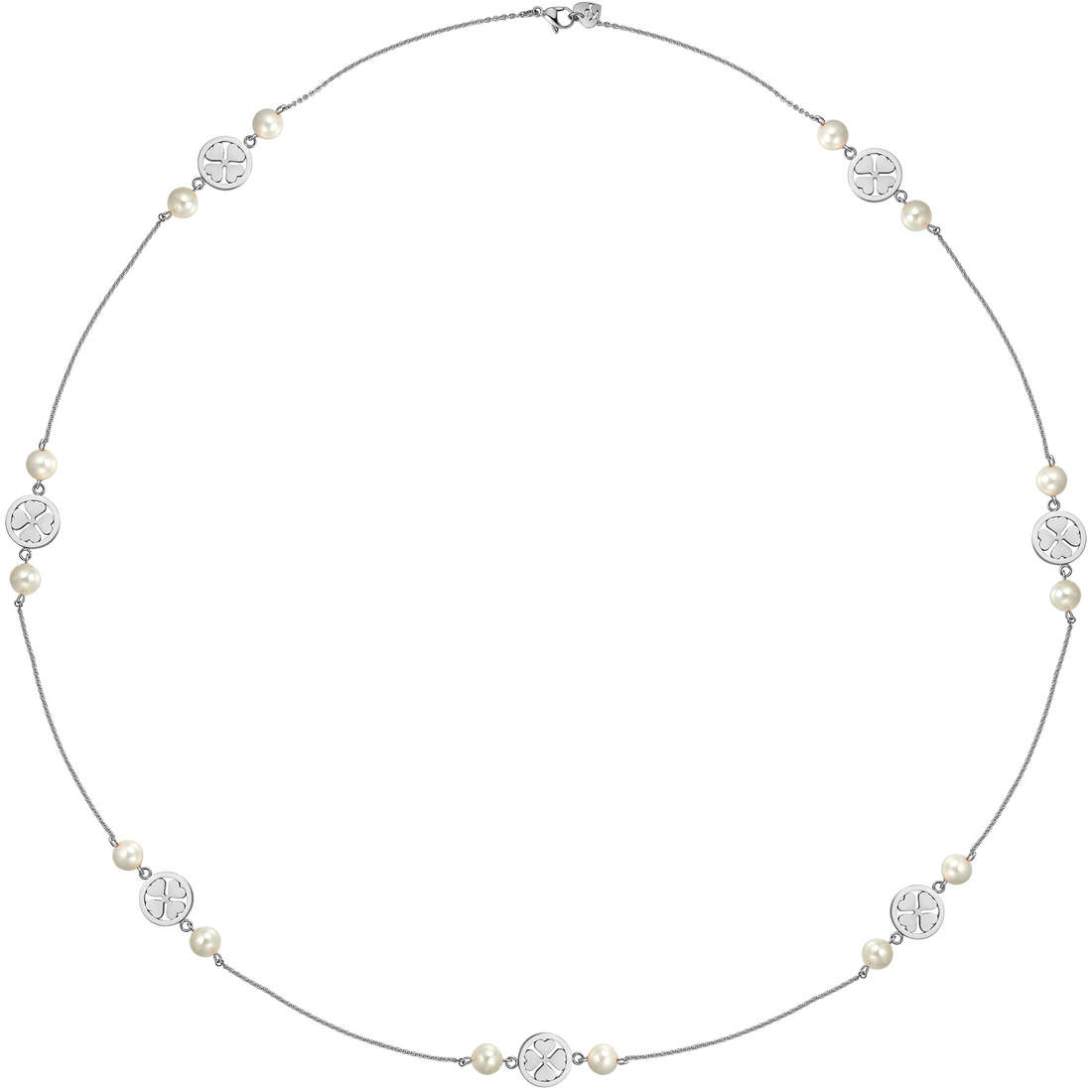 collier femme bijoux Luca Barra LBCK760