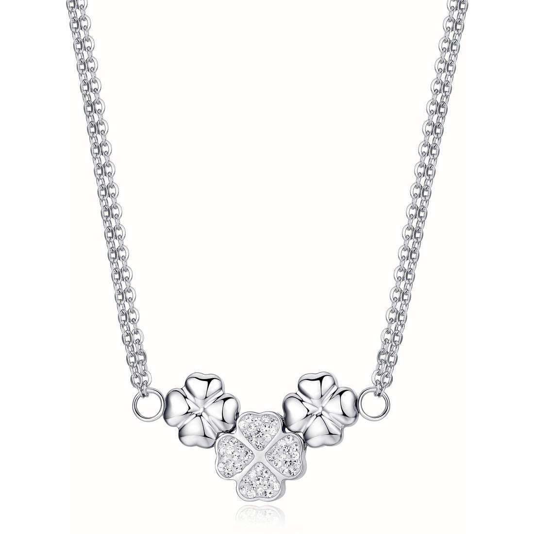 collier femme bijoux Luca Barra LBCK762