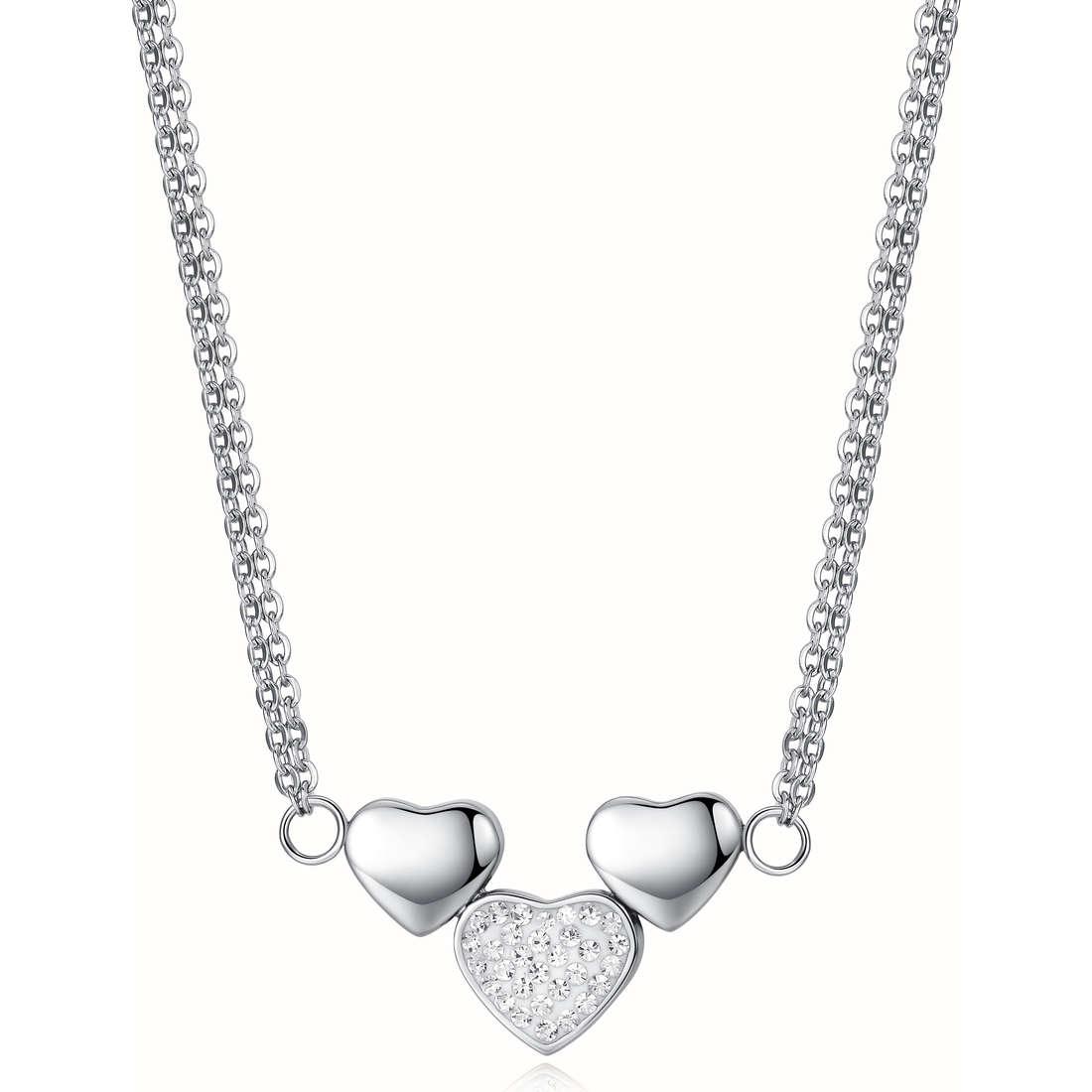 collier femme bijoux Luca Barra LBCK763
