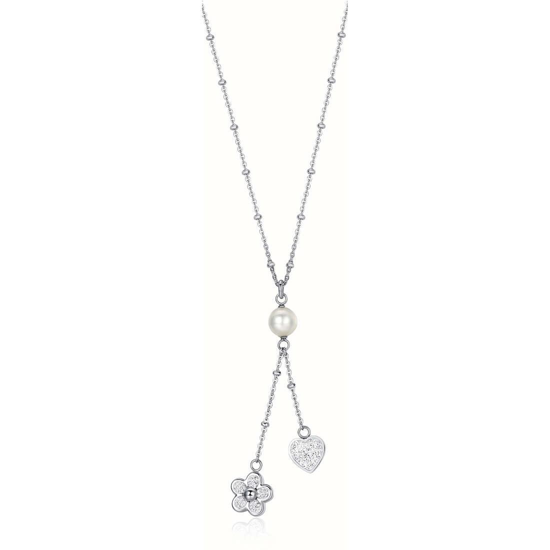 collier femme bijoux Luca Barra LBCK765
