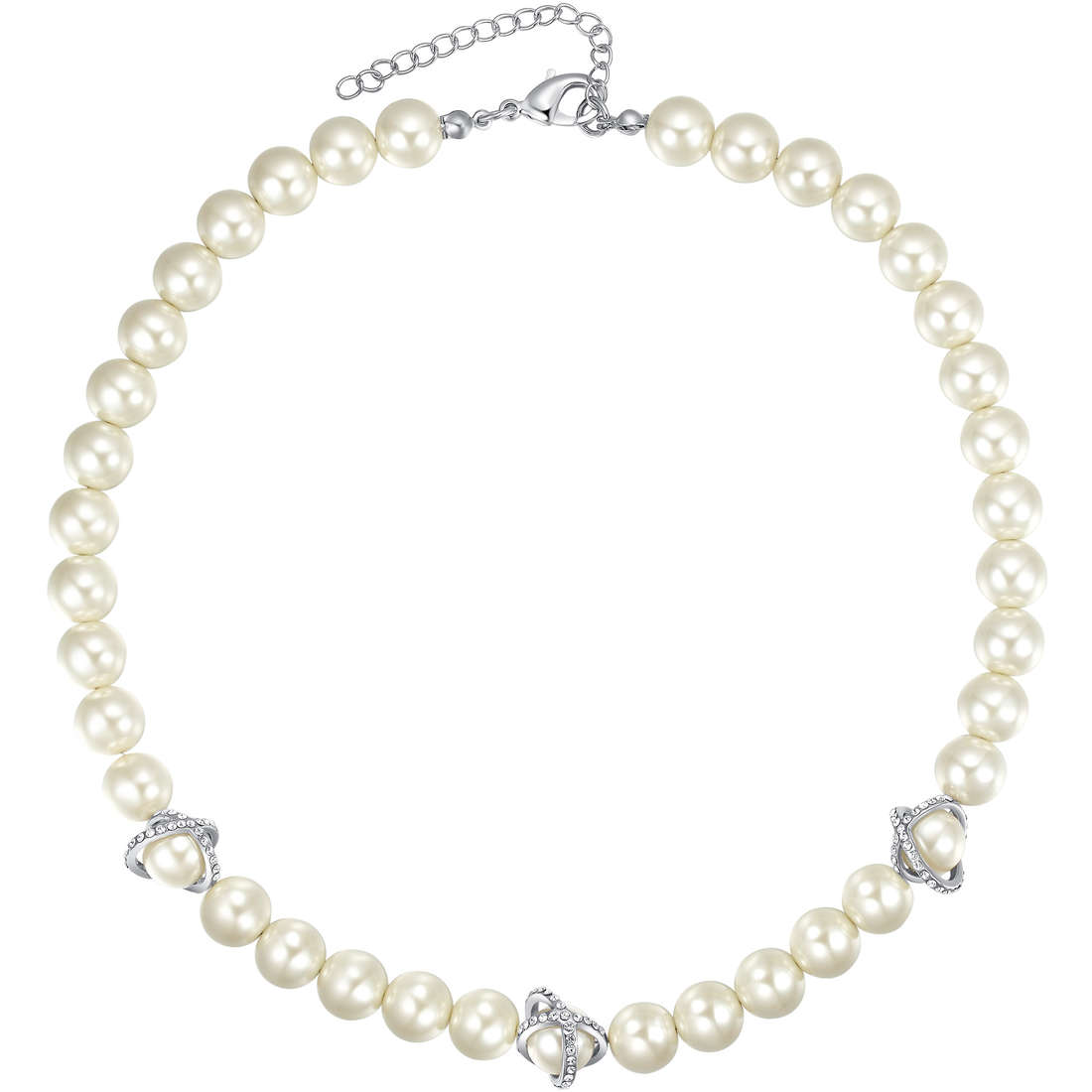 collier femme bijoux Luca Barra LBCK772