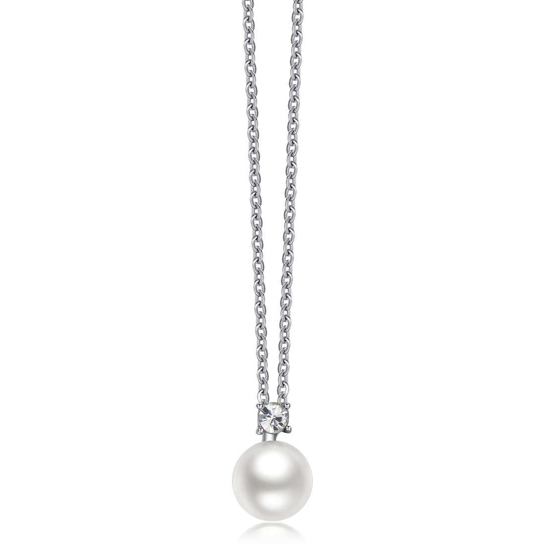 collier femme bijoux Luca Barra LBCK776