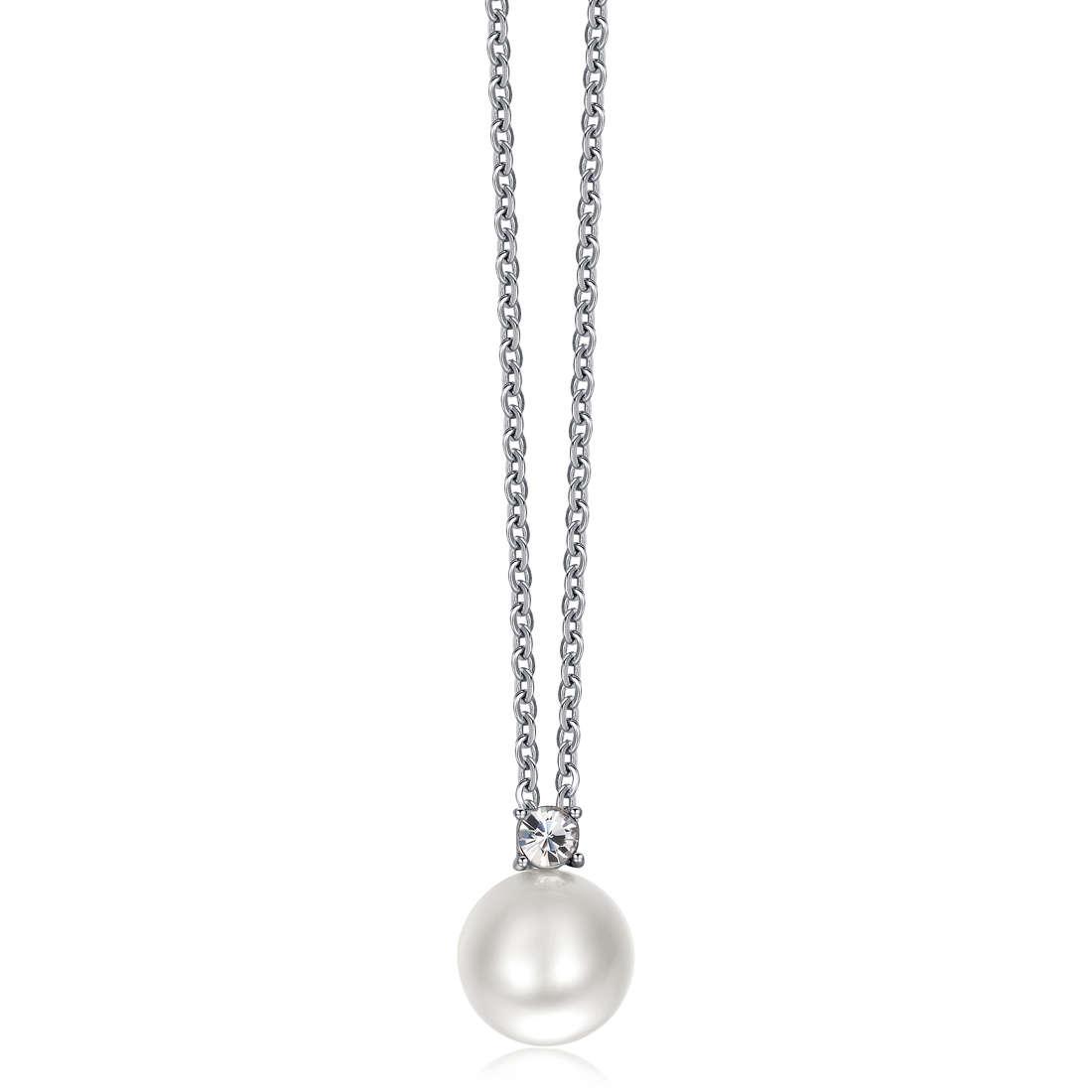 collier femme bijoux Luca Barra LBCK777
