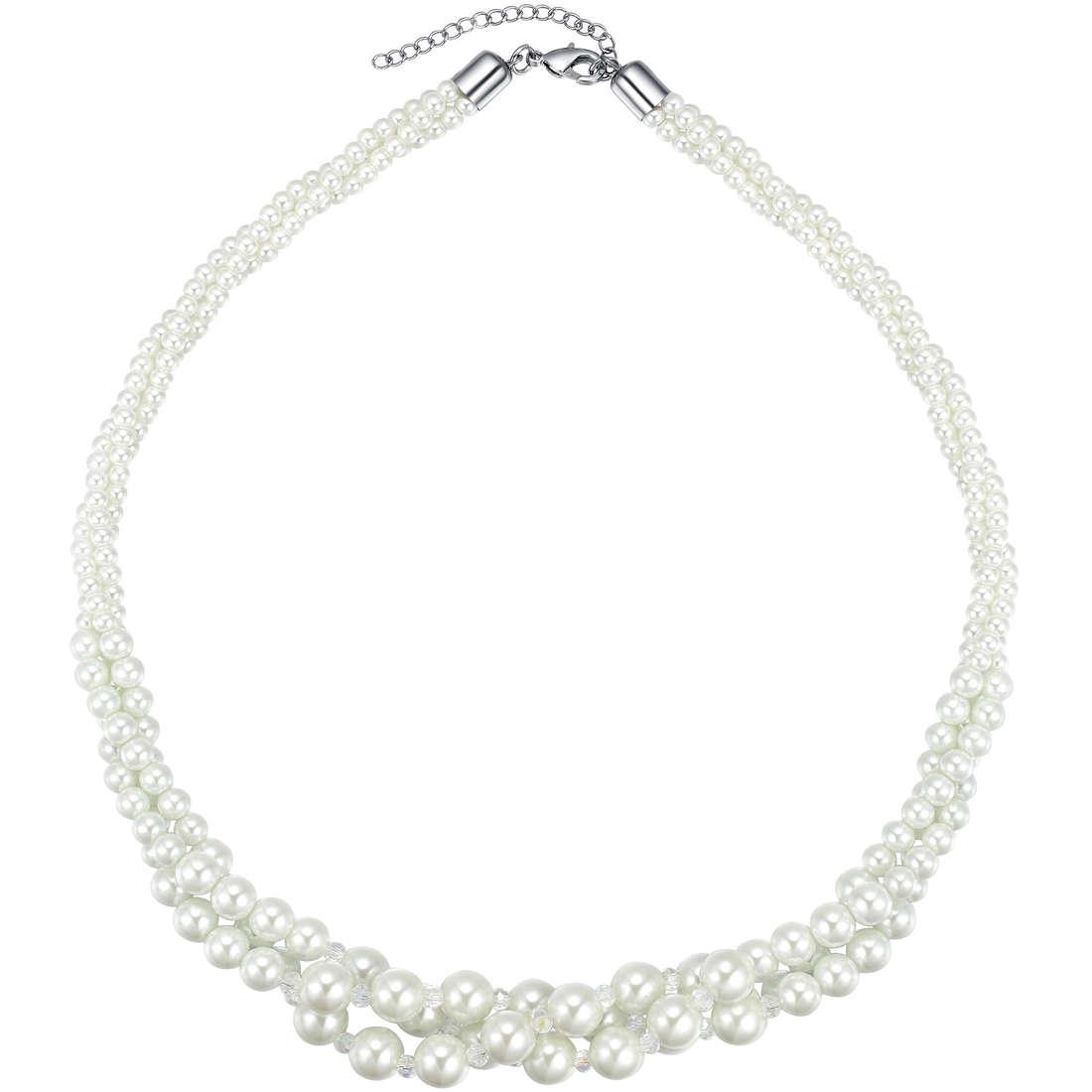collier femme bijoux Luca Barra LBCK778