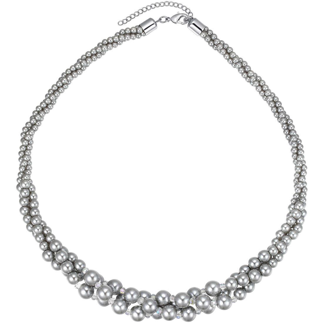 collier femme bijoux Luca Barra LBCK779