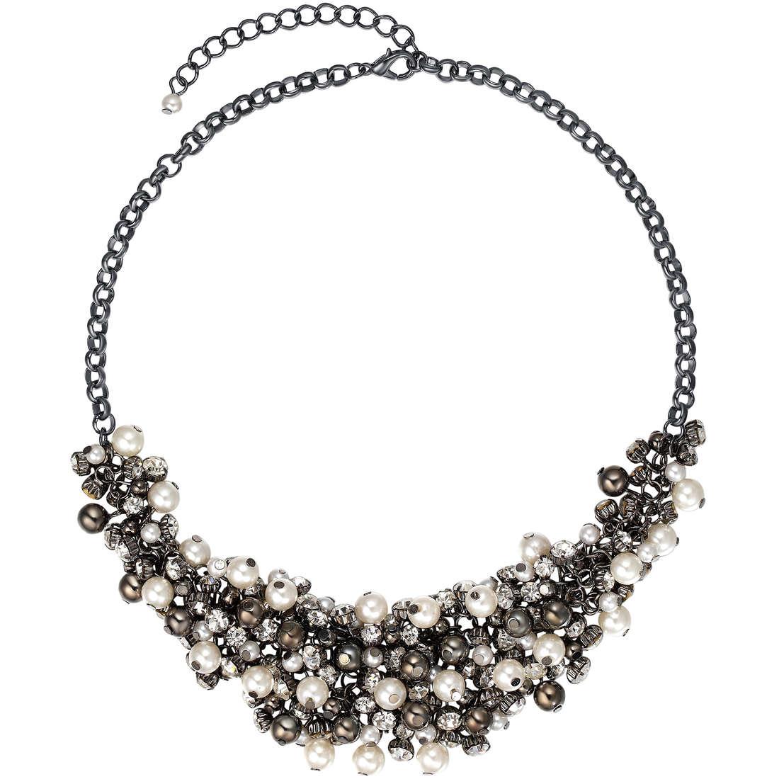 collier femme bijoux Luca Barra LBCK787